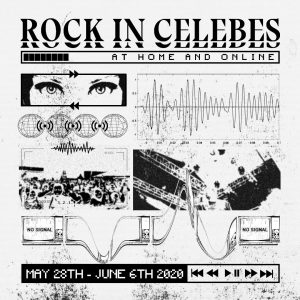 Rock In Celebes - At Home and Online